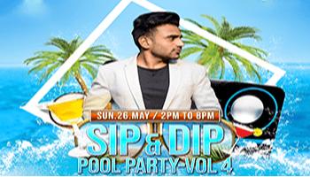 SIP AND DIP POOL PARTY vol 4