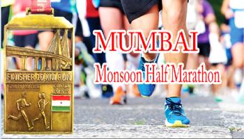 Mumbai Monsoon Half Marathon