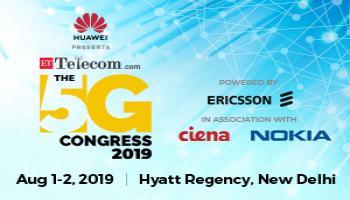 ETTelecom- The 5G Congress 2019