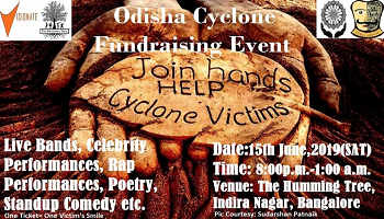 Cyclone Fundraiser Event Night