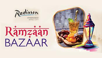 Ramzaan Bazaar at Radisson Hitec City
