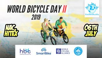 World Bicycle Day 2019