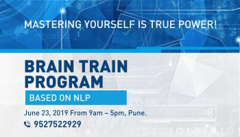 Brain Train Program with Ridhima Dua - Based on Neuro Linguistic Programming (NLP)