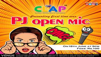 PJ Open Mic