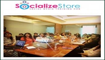 Social Media Marketing Workshop-Mumbai-BKC