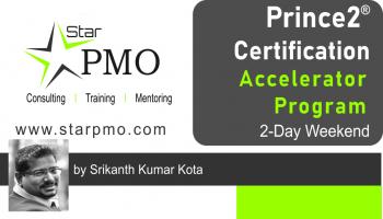 StarPMO Prince2 Certification Accelerator Program