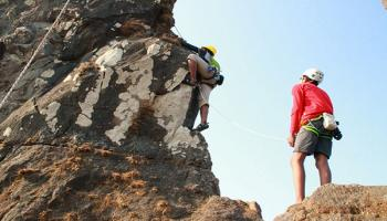 Tailbaila-Climbing Rappelling Expedition