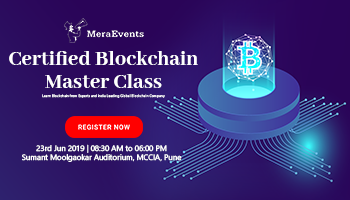 Snapper Certified Blockchain Master Class :Learn Blockchain from Experts and India Leading Global Blockchain Company