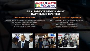 AAHAR WAYS EXPO 2019