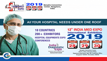 India Med Expo 2019