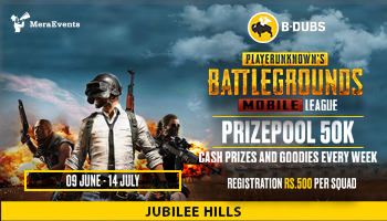 B-Dubs PUBG Mobile League (Weekends)