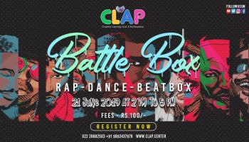 Battle Box - Rap Dance Beatbox