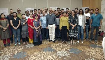 CSM Training in Pune By CST Nanda Lankalapalli on 27-28 July 2019