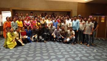 CSM Training in Hyderabad By CST Nanda Lankalapalli on 17-18 August 2019