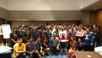 CSM Training in Hyderabad By CST Nanda Lankalapalli on 29-30 June 2019