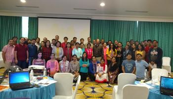 CSM Training in Hyderabad By CST Nanda Lankalapalli on 06-07 July 2019