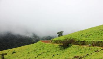 kodachadri trek and fort visit