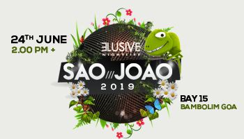 The Elusive Saojoao 2019