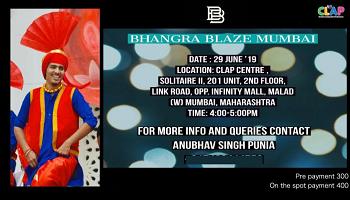Bhangra Workshop