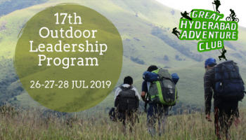 17th Outdoor Leadership Certification Program - 26-27-28 July 2019