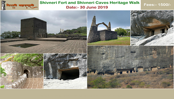 Shivneri Forts and Shivneri Caves Heritage Walk and Photography Tour