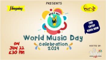 World Music Day Celebration  - 2019