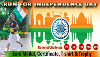Run for Independence Day