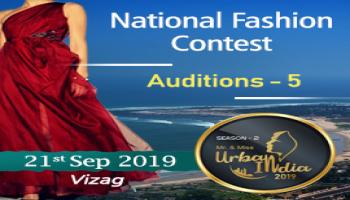 Mr and Miss Urban India 2019  Auditions - 5