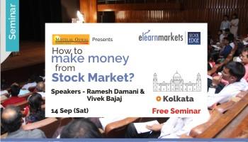 How to make money from Stock Markets - Kolkata (FREE)