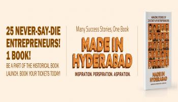 Made In Hyderabad Book Launch Event