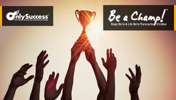 Be a Champ program - 20, 21, 27 and 28 July 2019