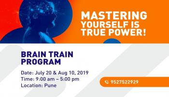 Brain Train Program with Ridhima Dua - Based on Neuro Linguistic Programming (NLP)