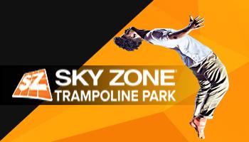 EXPLORE @ SKY ZONE TRAMPOLINE