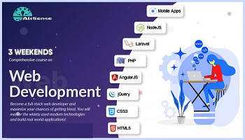 Web Development- a complete comprehensive course