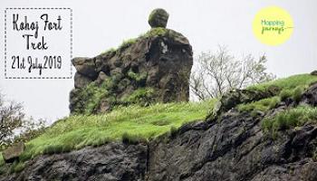 Kohoj Fort Trek | Mapping Journeys