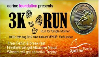 Vashi 3K Run