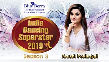 INDIA DANCING SUPERSTAR SEASON-3  Bengaluru