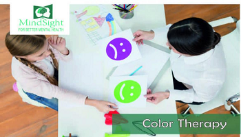 MINDSIGHT ( COLOUR THERAPY ) WORKSHOP
