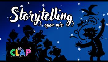 Story-telling Open Mic