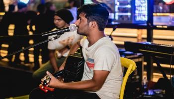 Shubham Gautam solo Live Performance