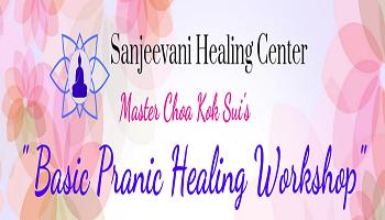 Basic Pranic Healing Workshop (Comprehensive Energy Healing Modality)