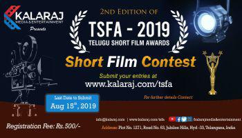 Telugu Short Film Awards 2019