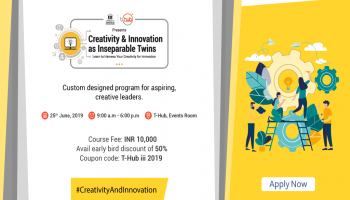 CREATIVITY AND INNOVATION AS INSEPARABLE TWINS