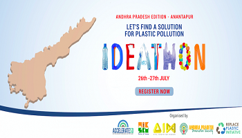 Replace Plastic Ideathon - Andhra Pradesh Edition - Anantapur