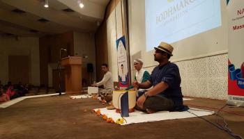 Naval Activation Workshop with Sound Therapy Certificate Program with Mr. Rivesh Vade.