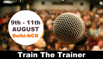 Train The Trainer (TTT) - 3 Days Workshop
