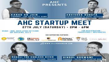 AHC STARTUP MEET 2019