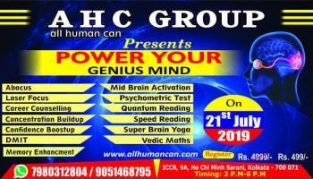 POWER YOUR GENIUS MIND