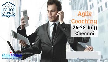 ICAgile Certified Professional- Agile Coaching in Chennai