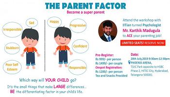 The Parent Factor - How to ACE it as a Parent